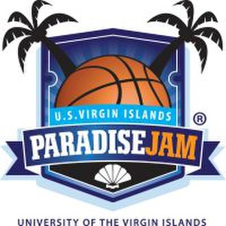 Paradise Jam Tournament - Image: Paradise Jam Logo Final Complete Logo reduced resolution