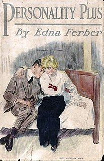<i>Personality Plus</i> (novel) book by Edna Ferber