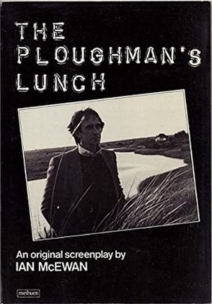 The Ploughman's Lunch - First edition cover