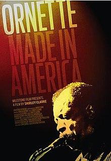 Ornette: Made in America - Wikipedia