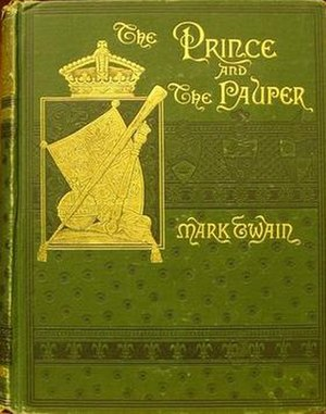 The Prince and the Pauper - First US edition