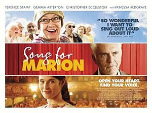 Song for Marion - Promotional poster