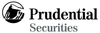 Prudential Securities - Prudential Securities logo
