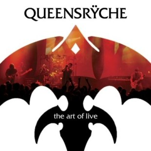 Queensryche - The Art of Live cover