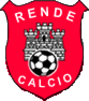 Rende Calcio 1968 - Old logo of Rende