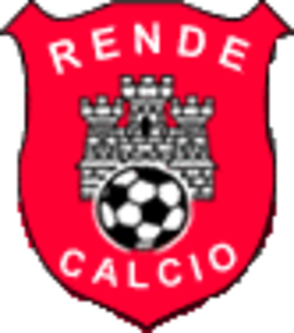 Rende Calcio 1968 - Old logo of Rende