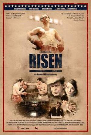 Risen (2010 film) - Image: Risen film