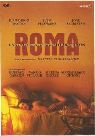Roma (2004 film) - Image: Roma poster small