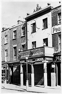 Theatre Royal, Marylebone
