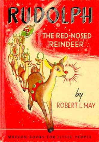 Rudolph the Red-Nosed Reindeer - Image: Rudolph, The Red Nosed Reindeer Marion Books