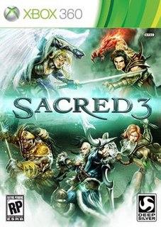 <i>Sacred 3</i> 2014 video game