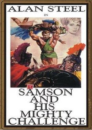 Samson and His Mighty Challenge - Image: Samson and His Mighty Challenge