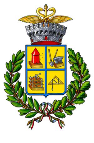 San Possidonio - Image: San Possidonio Stemma