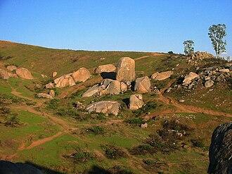Santee Boulders - Santee Boulders