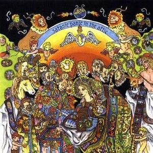 Satanic Panic in the Attic - Image: Satanic Panic in the Attic (Of Montreal album)