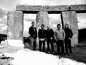 Saxon Shore (band) - Image: Saxon Shore 04