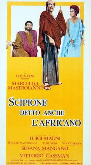 Scipio the African - Film poster