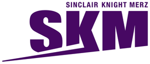 Sinclair Knight Merz - Image: Sinclair knight merz logo