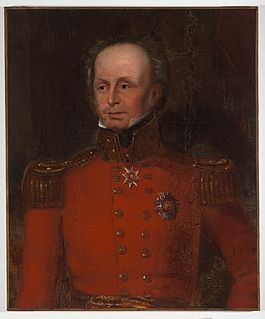 Richard Bourke British Army general and colonial administrator
