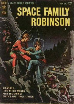 Space Family Robinson - Image: Space Family Robinson 1