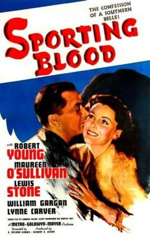 Sporting Blood (1940 film)