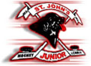 St. John's Junior Hockey League - Image: St Johns Junior Logo