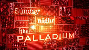 Tonight at the London Palladium - Sunday Night at the Palladium title card (2014)