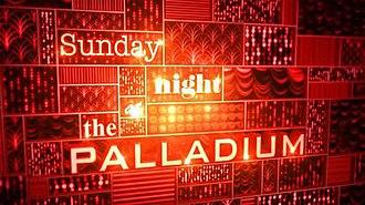 Tonight at the London Palladium - Sunday Night at the Palladium title card (2014)