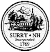 Official seal of Surry, New Hampshire