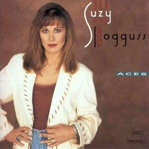 Aces (album) - Image: Suzy Bogguss Aces