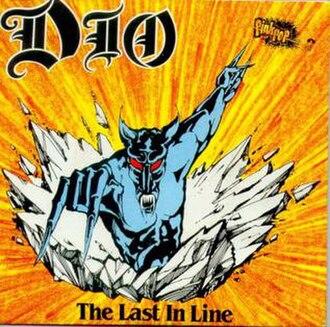 The Last in Line (song) - Image: T Li L Alternate Single Cover