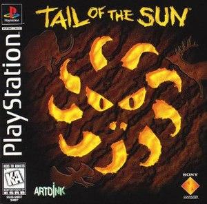Tail of the Sun - Image: Tailofthesun cover