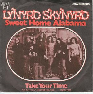 Take Your Time (Lynyrd Skynyrd song) - Image: Take Your Time Skynyrd