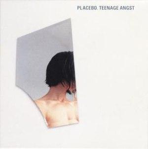 Teenage Angst (song) - Image: Teenageangstcover