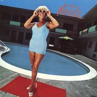 Motels (album) - Image: The Motels Motels