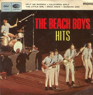 EP by The Beach Boys
