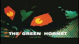 The Green Hornet (TV series) - Image: The Green Hornet (TV series)