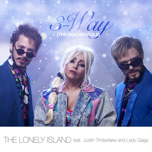 3-Way (The Golden Rule) - Image: The Lonely Island 3 Way (The Golden Rule) cover