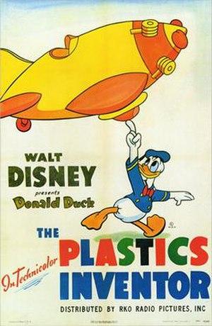 The Plastics Inventor - Image: The Plastics Inventor poster