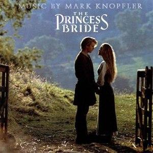 The Princess Bride (album) - Image: The Princess Bride soundtrack