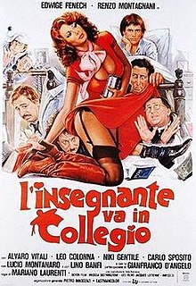 The Schoolteacher Goes to Boys' High movie