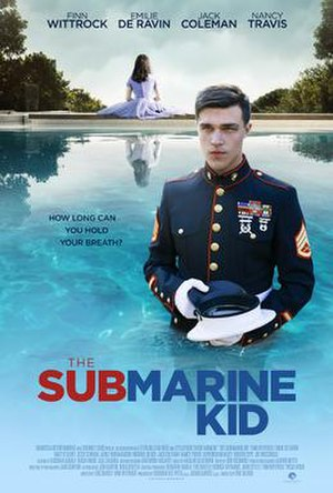 The Submarine Kid - Digital release poster