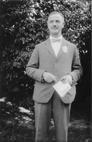 Thomas Ford Chipp - Chipp around 1930, a year before his death