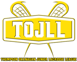 Thompson Okanagan Junior Lacrosse League logo.png