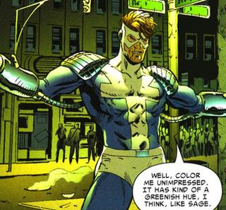 Thunderclap (comics) Marvel Comics Character