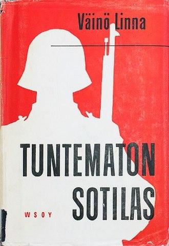 The Unknown Soldier (novel) - Image: Tuntematon sotilas