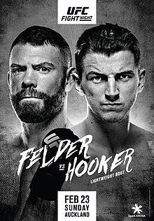 UFC Fight Night: Felder vs. Hooker (2020)