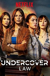 <i>Undercover Law</i>