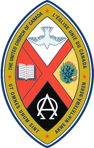 United Church of Canada - Image: United Church Crest