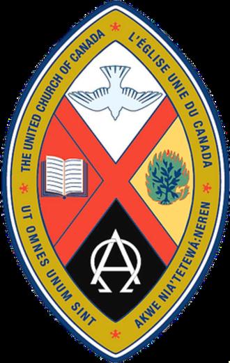United Church of Canada - Image: United Church Crest